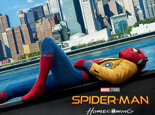 Spiderman Homecoming Image