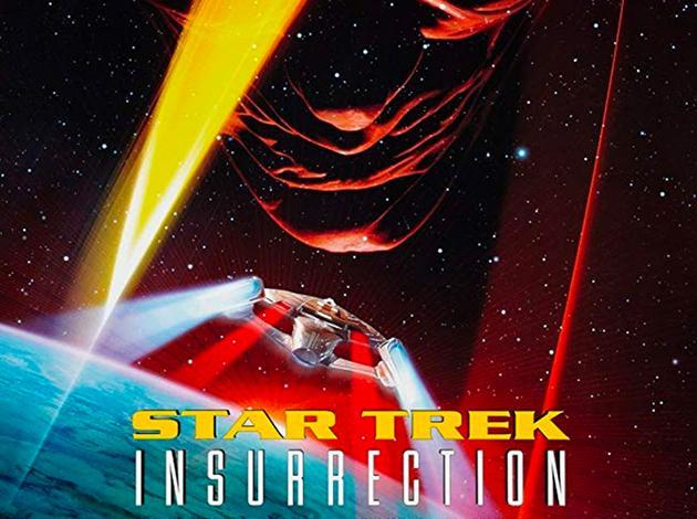 Star Trek Insurrection imae