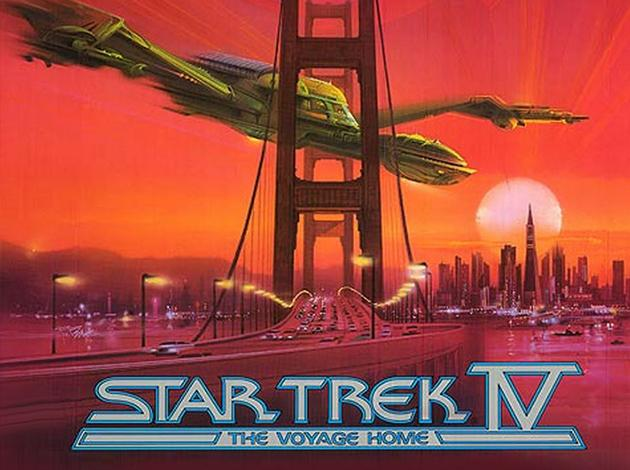 Star Trek IV The Voyage Home Image