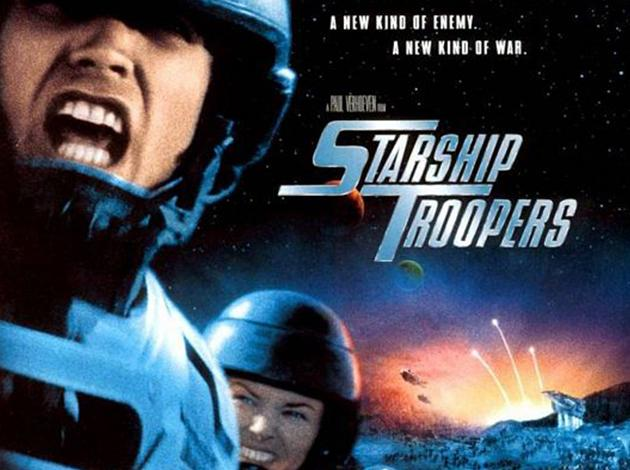 Starship Troopers Image