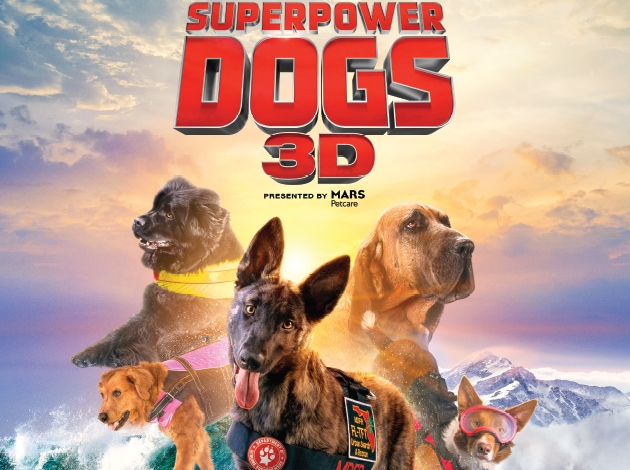 Superpower Dogs Image