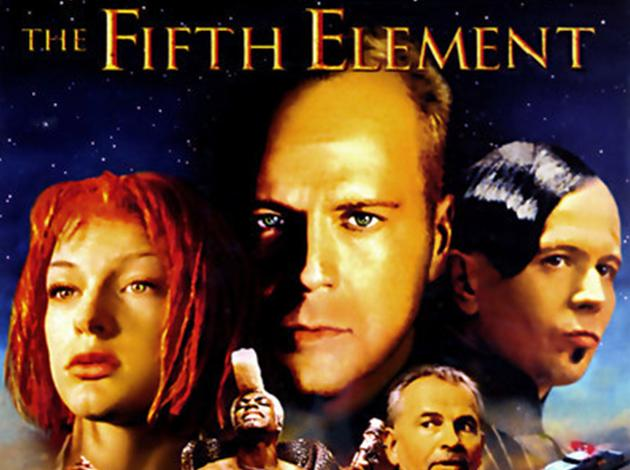 The Fifth Element Slideshow
