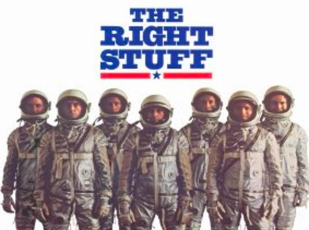 The Right Stuff Image