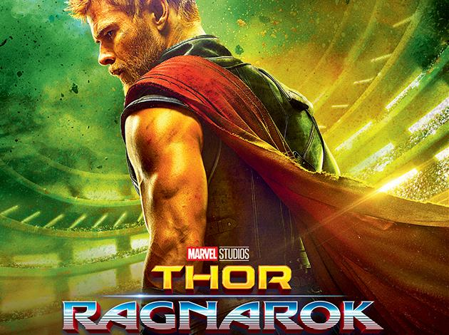 Thor Ragnarok Image