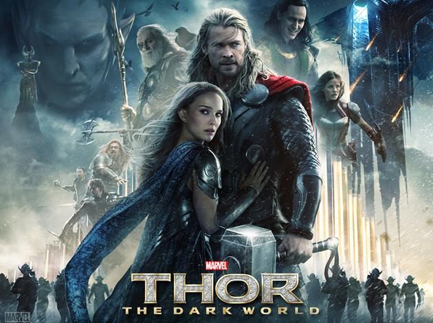 Thor The Dark World Image