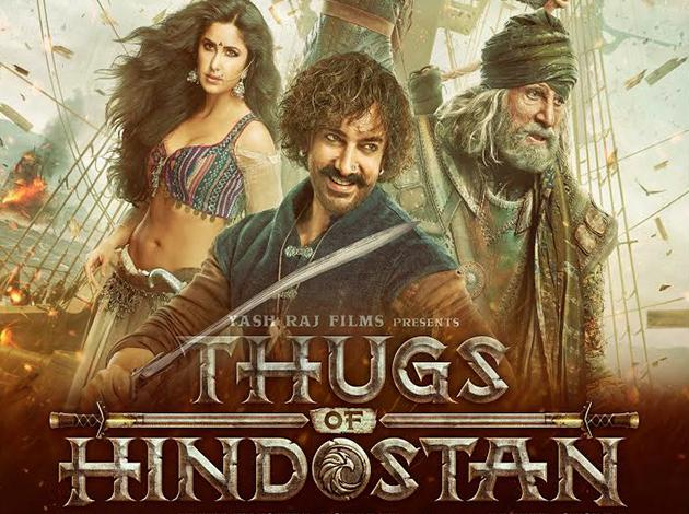 Thugs of Hindostan image