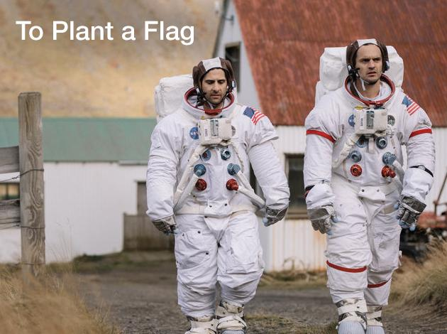 To Plant a Flag Image
