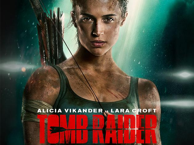 Tomb Raider Slideshow