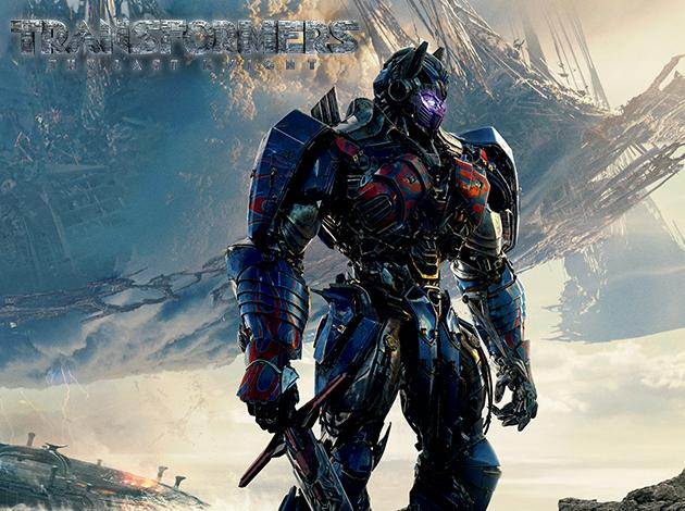 Transformers The Last Knight Image