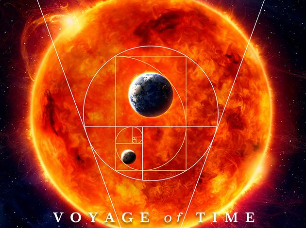 Voyage of Time image