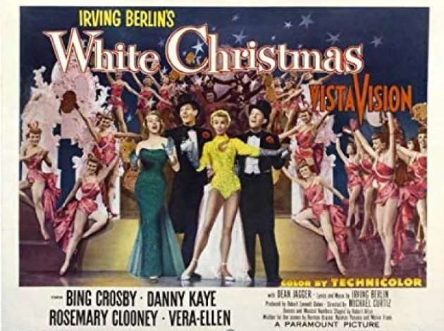 White Christmas In Theaters.Smithsonian Theaters Smithsonian Institution