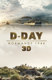 D-Day: Normandy 1944 3D Poster