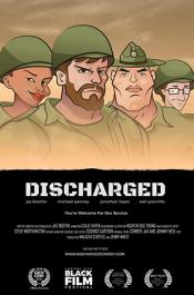 Discharged Poster