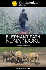 Elephant Path Poster