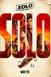 Solo A Star Wars Story Poster