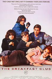 The Breakfast Club Poster