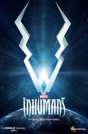The Inhumans Poster
