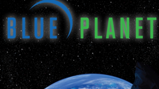 Blue Planet Movie Poster