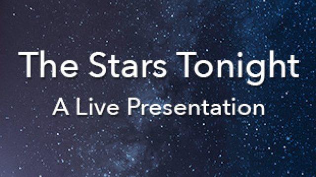 The Stars Tonight Poster