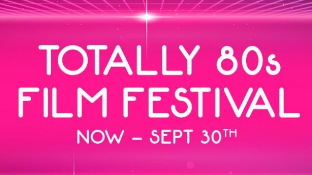 Totally 80s film festival iamge