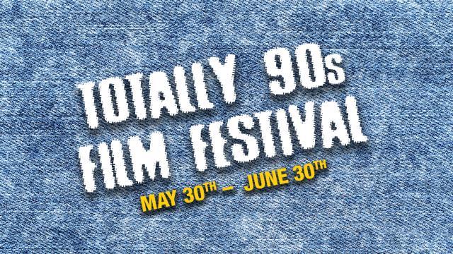 90s film festival image