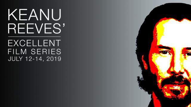 Keanu Reeves Art