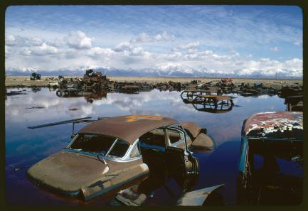 Abandoned automobiles