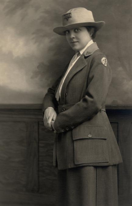 Portrait of Ethel Ash