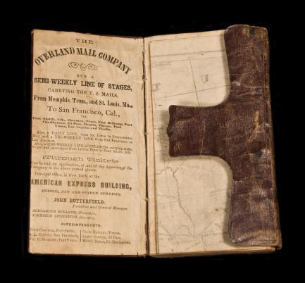 Antique notebook