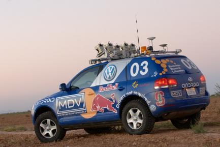 Time and Navigation - Stanley Autonomous Vehicle