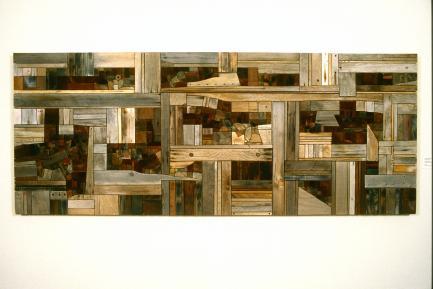 George Morrison - Cumulated Landscape
