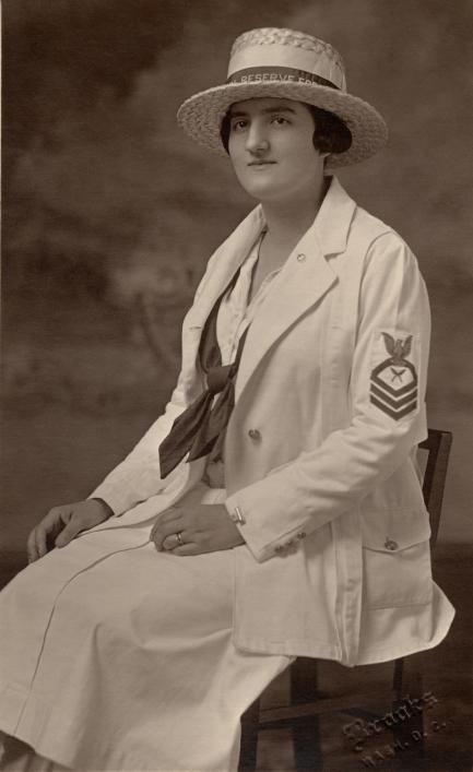 Portrait of Ruth Creveling