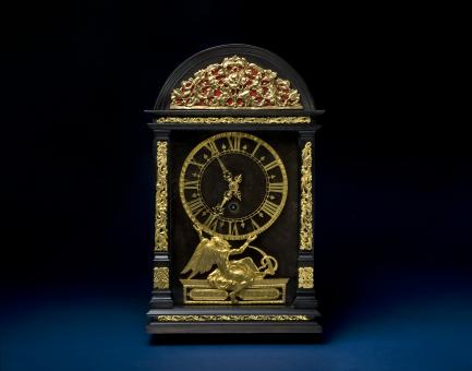 Dutch Pendulum Clock