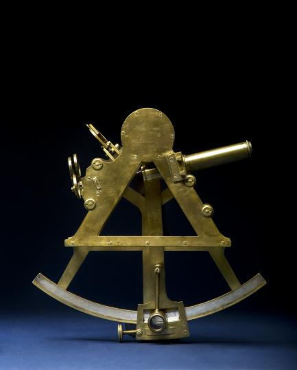 Time and Navigation - Ramsden Sextant
