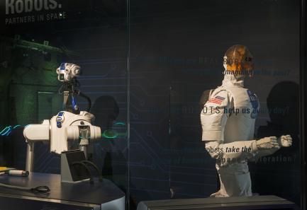 DARPA ARM and Robonaut 1