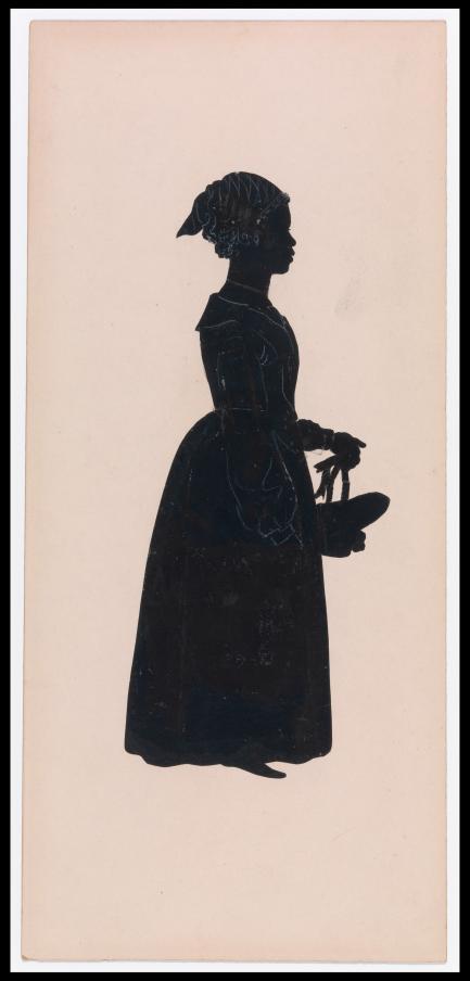 Black Out: Delmany, Slave belonging to Mr. Dalman