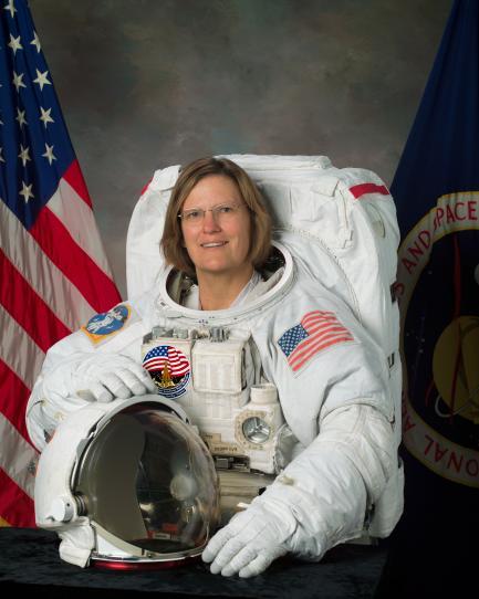Sullivan's astronaut portrait