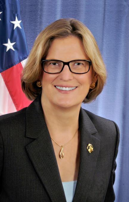 Official NOAA portrait of Sullivan