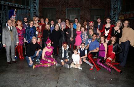 Kinky Boots Cast