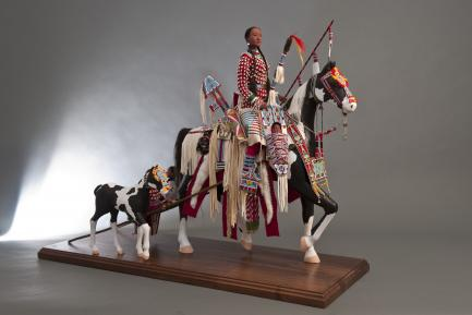 Grand Procession: Dolls from the Charles and Valerie Diker Collection