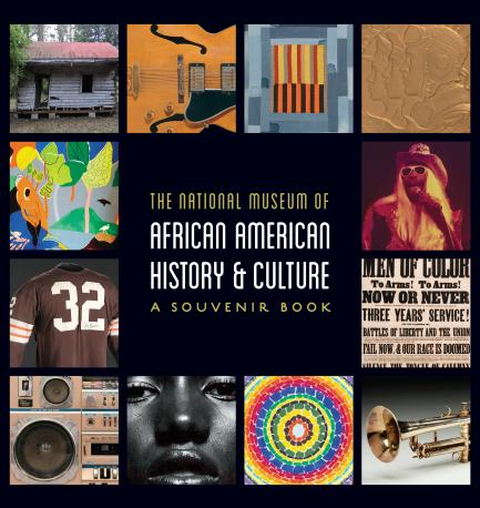cover National Museum of African American History and Culture: A Souvenir Book