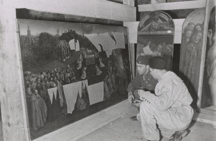 Monuments - Examining the Ghent Altarpiece