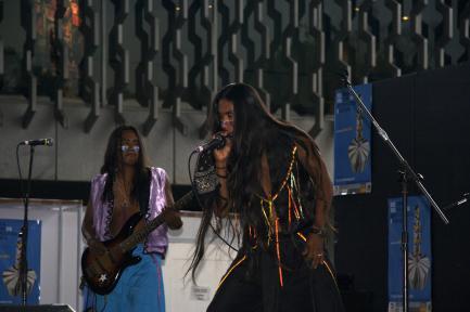 The band Hamac Caziim
