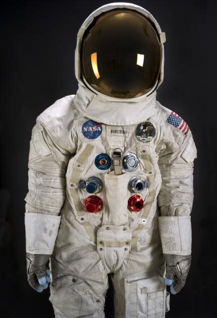 Neil Armstrong's Apollo 11 Space Suit