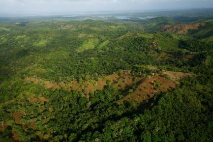 Agua Salud Project in Panama
