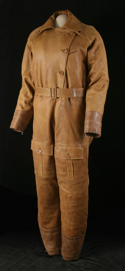 Amelia Earhart's Flight Suit