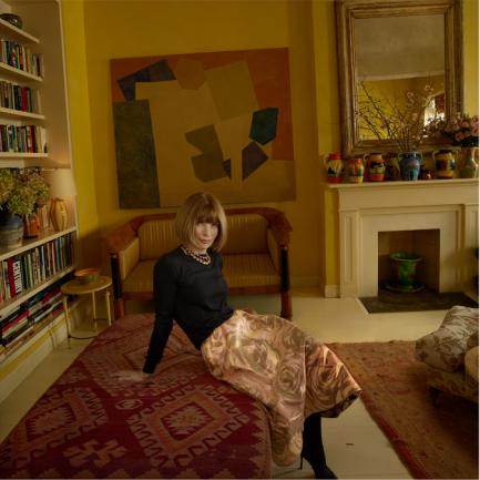 Anna Wintour by Annie Leibovitz