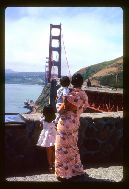 Sharma Family in San Francisco