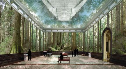 Renwick Grand Salon - Redwoods