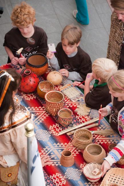 Chickasaw Festival